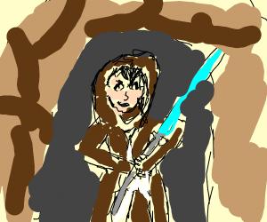 Cave Jedi
