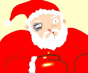 Santa The Boxer
