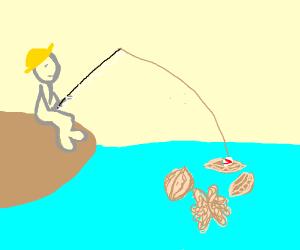 Fishing for Walnuts