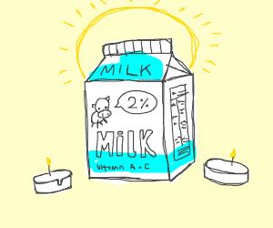 worship milk