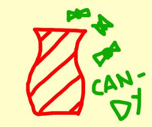 Vase Candy Maker