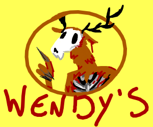 Wendigo is Wendy's new mascot