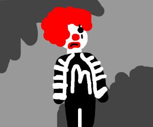 Emo Ronald McDonald