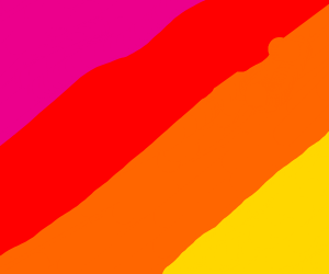 Pink/Red/Orange/Yellow colors