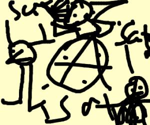 club penguin penguin attempts to summon satan
