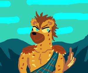 Hyena Barbarian