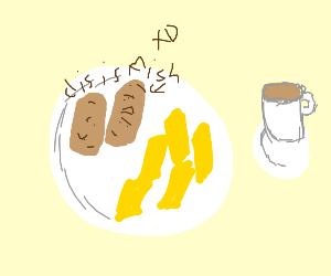 British Foodie
