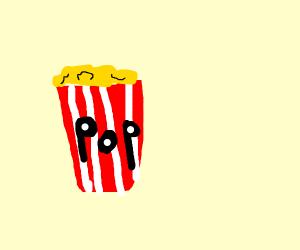 Dapper Popcorn