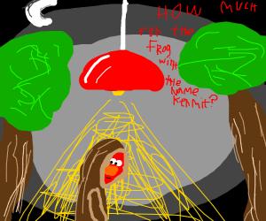 Elmo the assassin