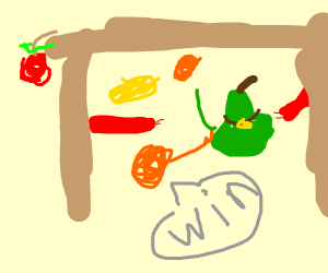 First Place Fruit