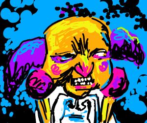 Mr.mime as a default avatar