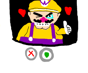 A profile of Wario