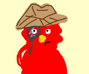 Detective Elmo