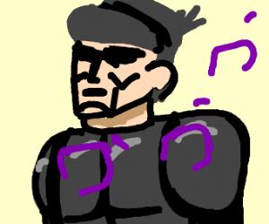 Menacing Jotaro