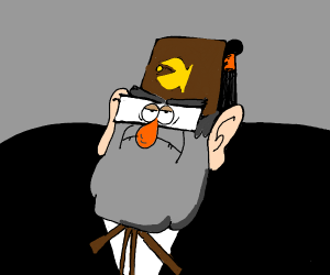 Grunkle Stan from Gravity Falls