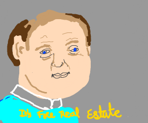 Is it free real estate?