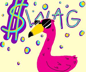 swag flamingo