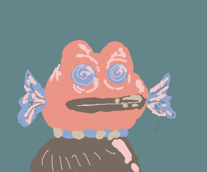 Candy Frog