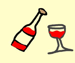 Wine in a Bottle