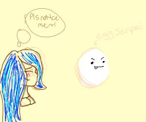 notice me egg senpai