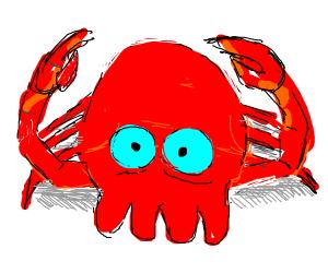 Zoidberg Crab