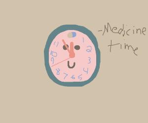 Time for medication