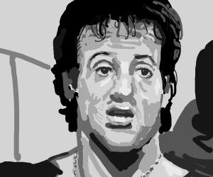 Sylvester Stallone(?)