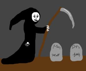 Death is dead inside.