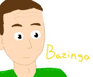 Sheldon cooper (big bang theory)