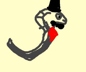 classy eel