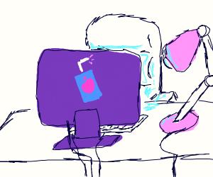 Apple juice computer