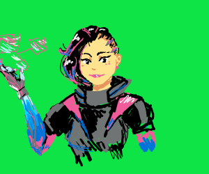 sombra from OW