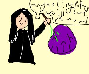 Snape kills Thanos