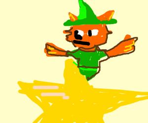 Robin Hood on a Star