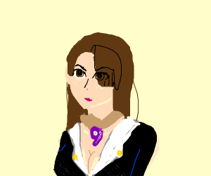 Mia From Phoenix Wright: Ace attorney