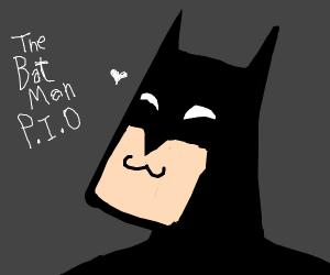 The Bat Man. PIO