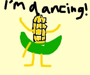 dancing corn