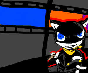 Morgana from P5