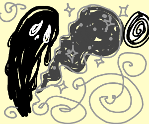 Night Terror Monster Goes To High School