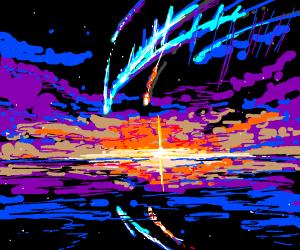 Comet Tiamat