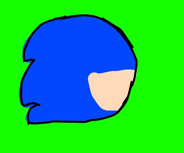 Faceless Sonic