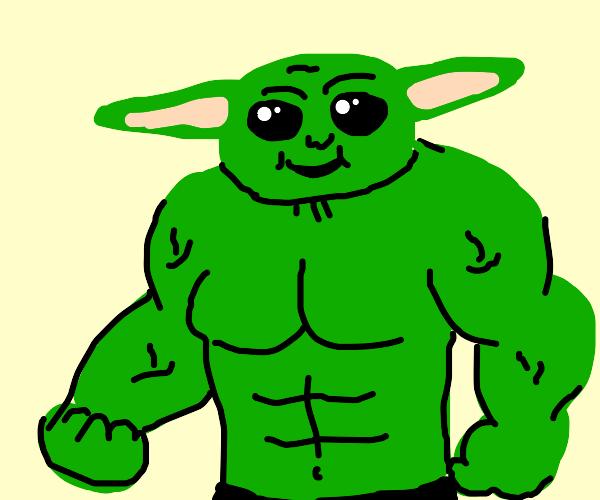 awesome Yoda