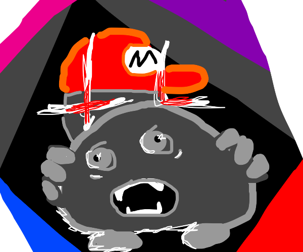Knock Off GOOMBA ate too much shrooms