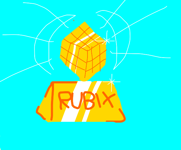 the great rubix cube