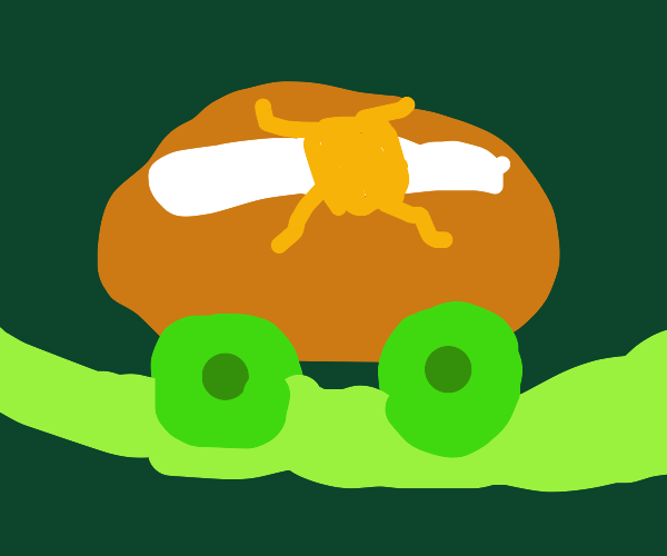potato car