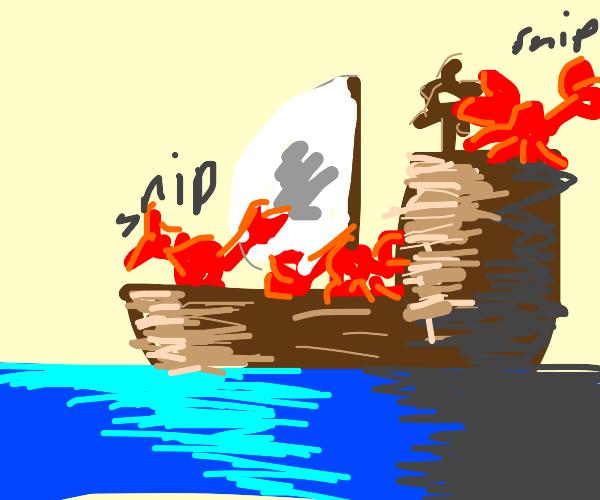 Crab Ship