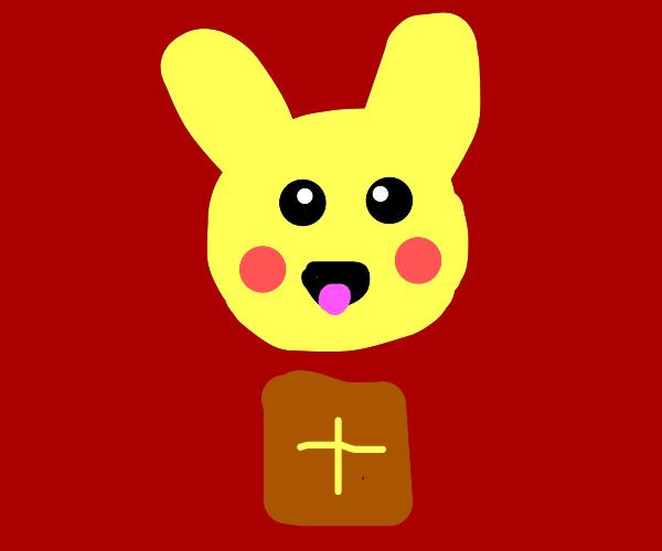 Pikachu is a Christian