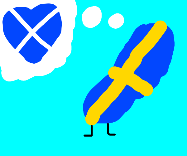 Sweden thinks Scotland is Bootiful