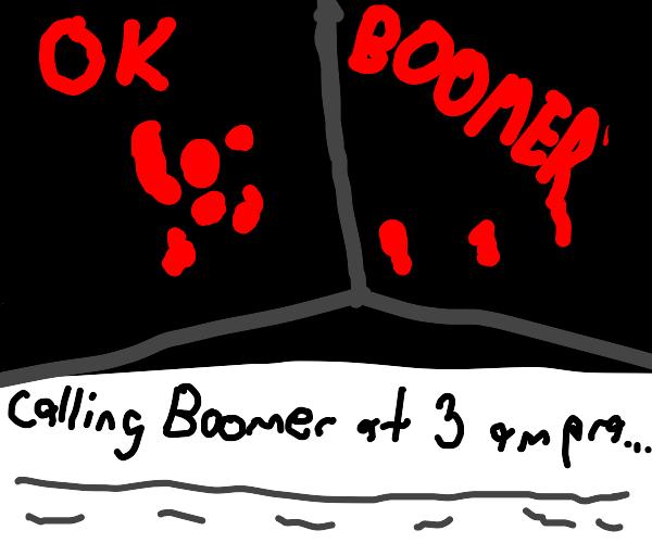 boomer clickbait