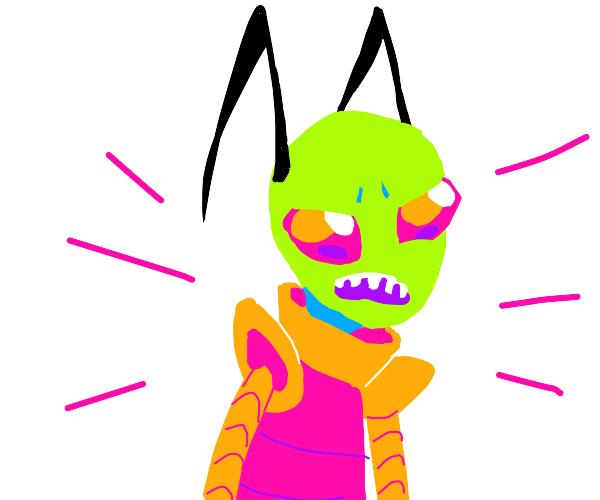 Angry Zim